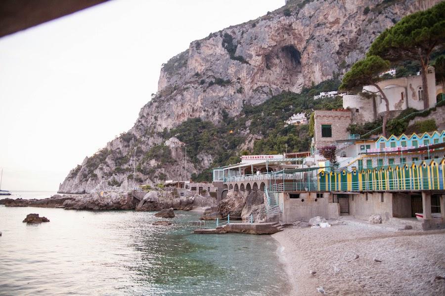 Proposta di matrimonio sulla spiaggia
