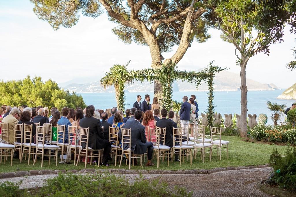 Matrimonio ebreo a Capri