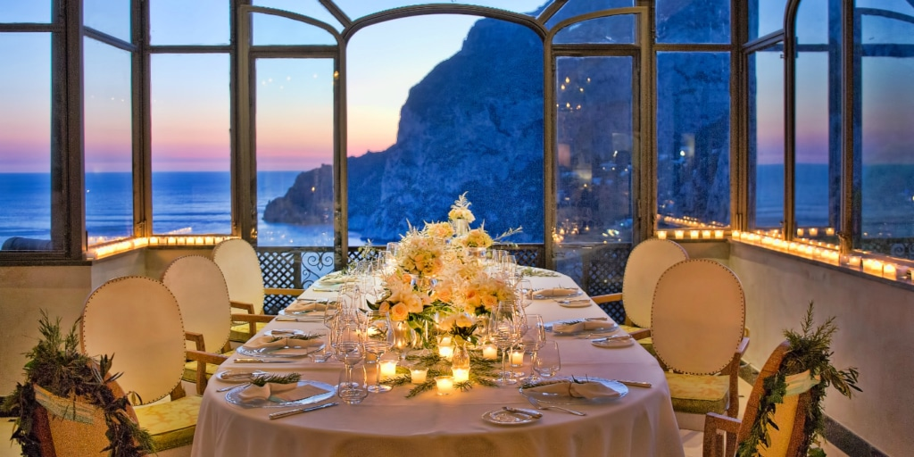 WEDDING ON CAPRI AND ON THE AMALFI COAST
