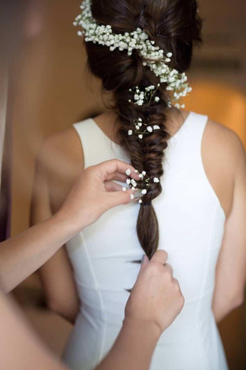 nebbiolina tra i capelli
