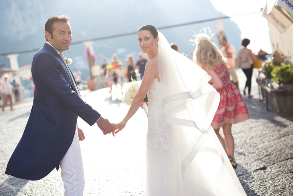 Get married on Capri island