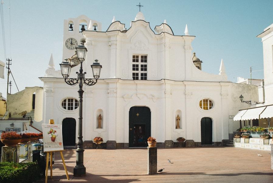 Chiesa ad Anacapri
