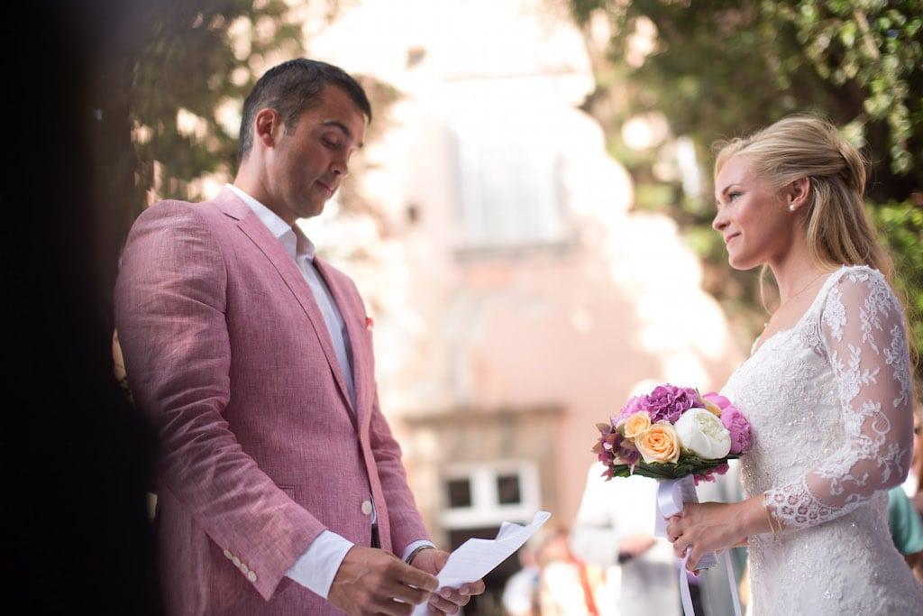 Castello Giusso organizzazione nozze Capri Moments