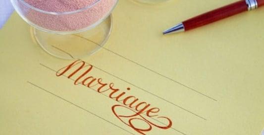 Matrimonio Simbolico Rito Della Sabbia : Un intimo matrimonio a capri