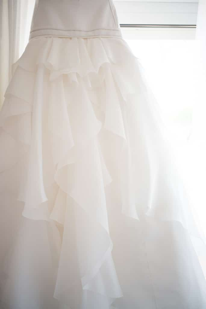 L' abito della sposa