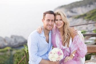 Proposta di matrimonio David Parners a Capri
