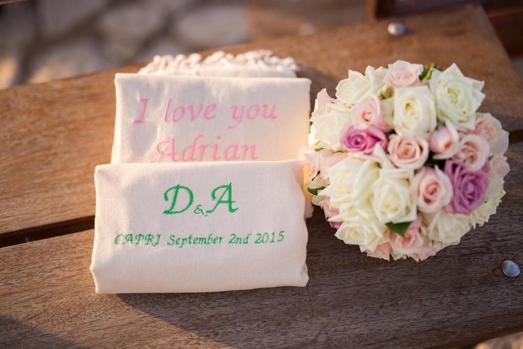 Dettagli per una romantica promessa di matrimonio