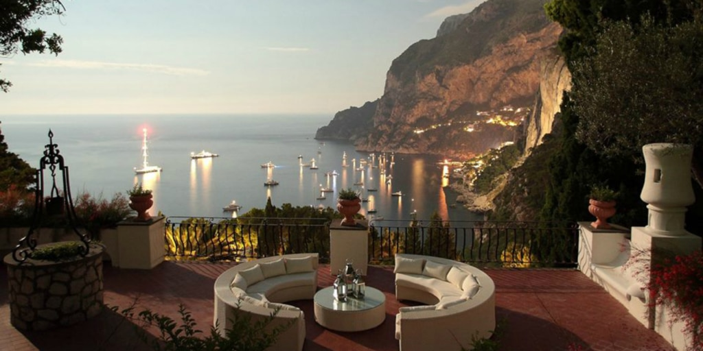 SPECIAL EVENTS ON CAPRI AND ON THE AMALFI COAST