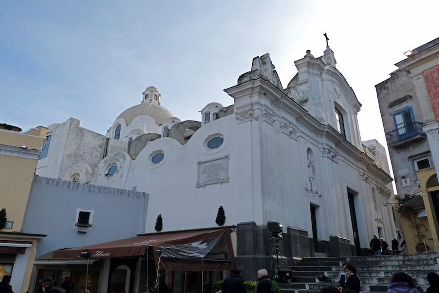Plan your wedding on the island of Capri - Ceremony