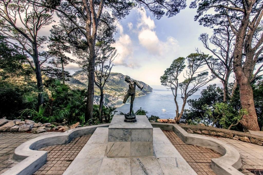 Cerimonia civile a Capri
