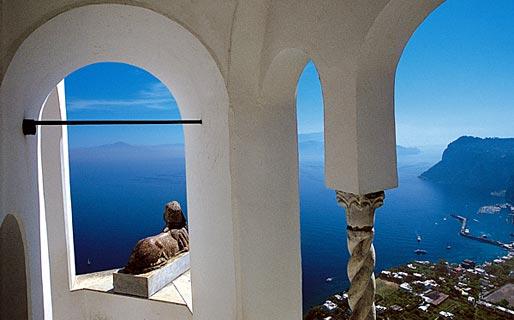 Quanto costa sposarsi a Capri - La cerimonia