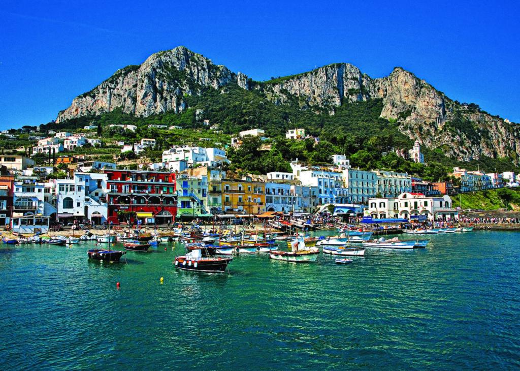 Come arrivare sull'isola di Capri
