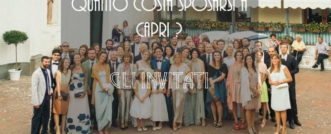 Come organizzare un matrimonio a Capri