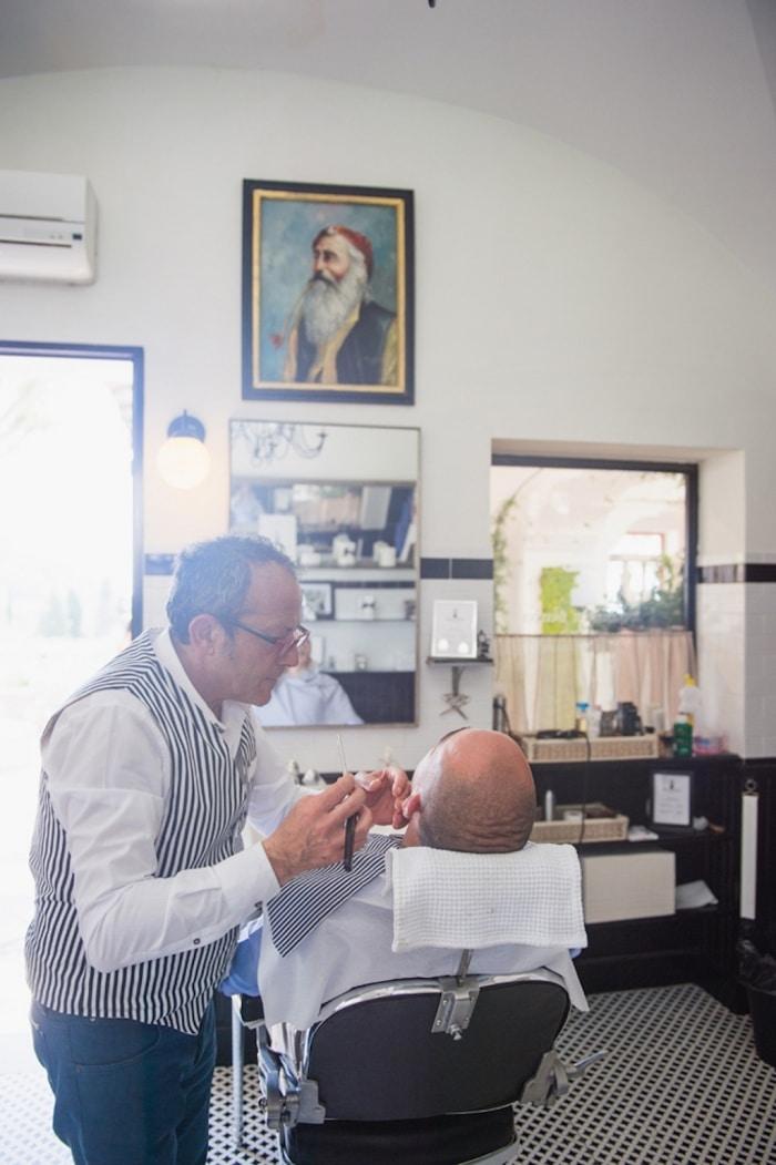 Il barbiere per lo sposo