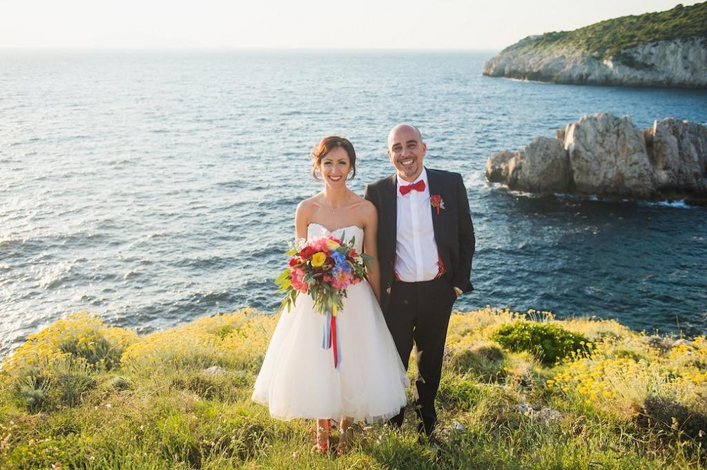 Fuga d'amore Alessandra & Luca