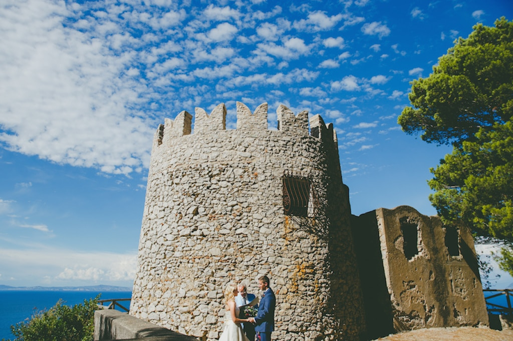 Nicole & Jacob - La torre