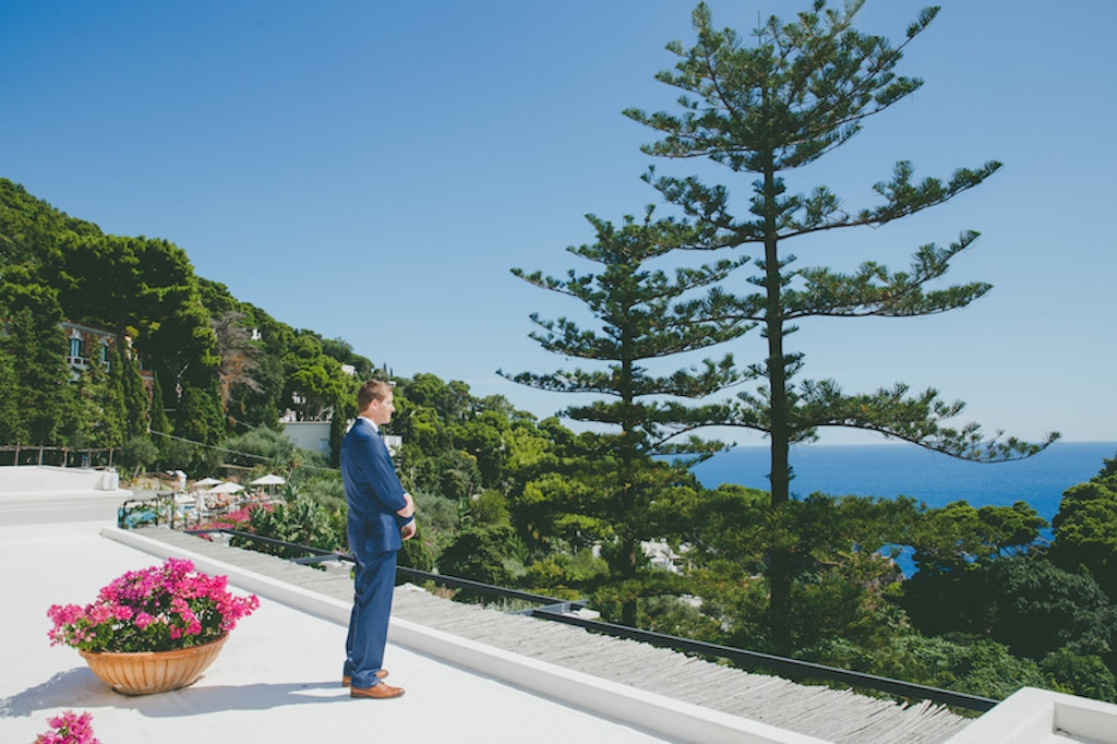 Nicole & Jacob - In hotel a Capri