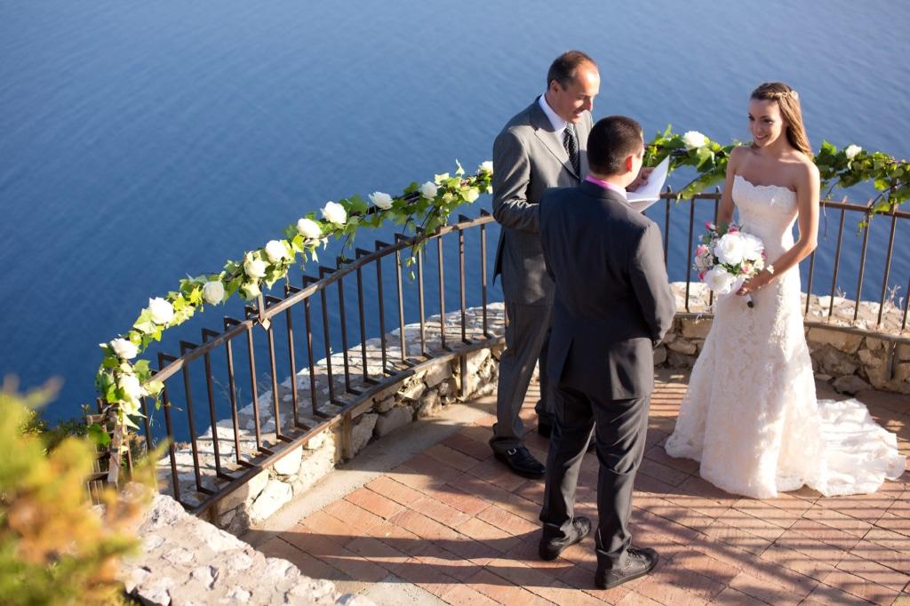 Matrimoni a Capri ed in Costiera Capri Moments production - Katura