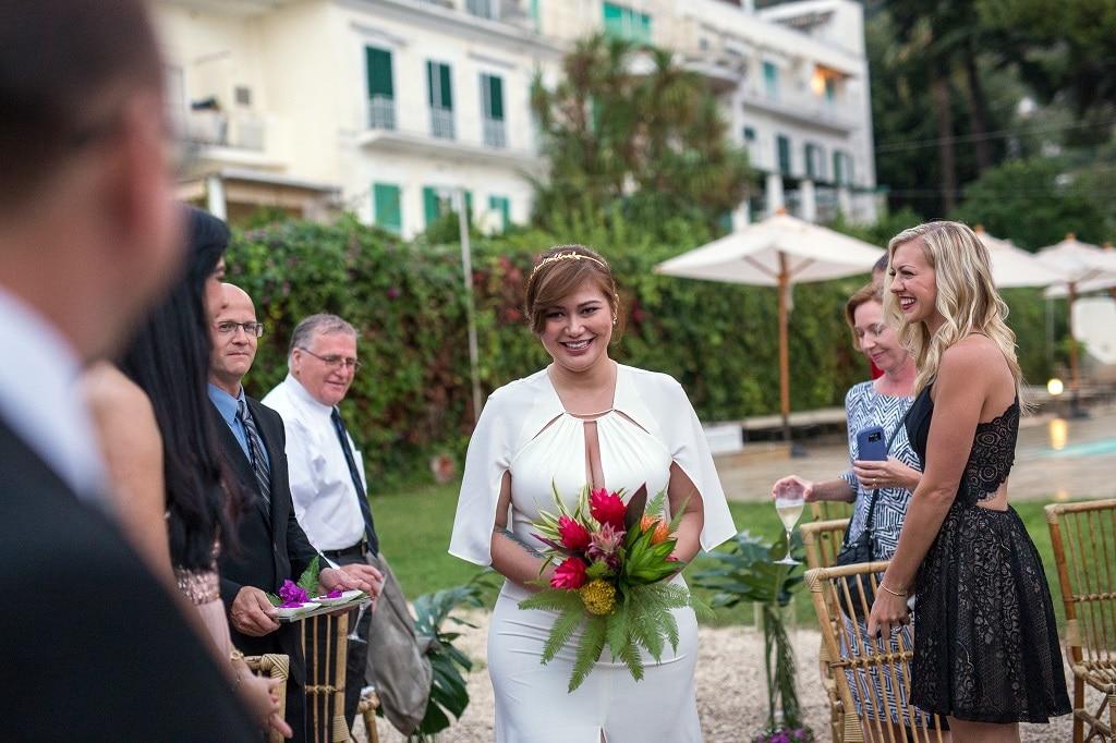 Arriva la sposa