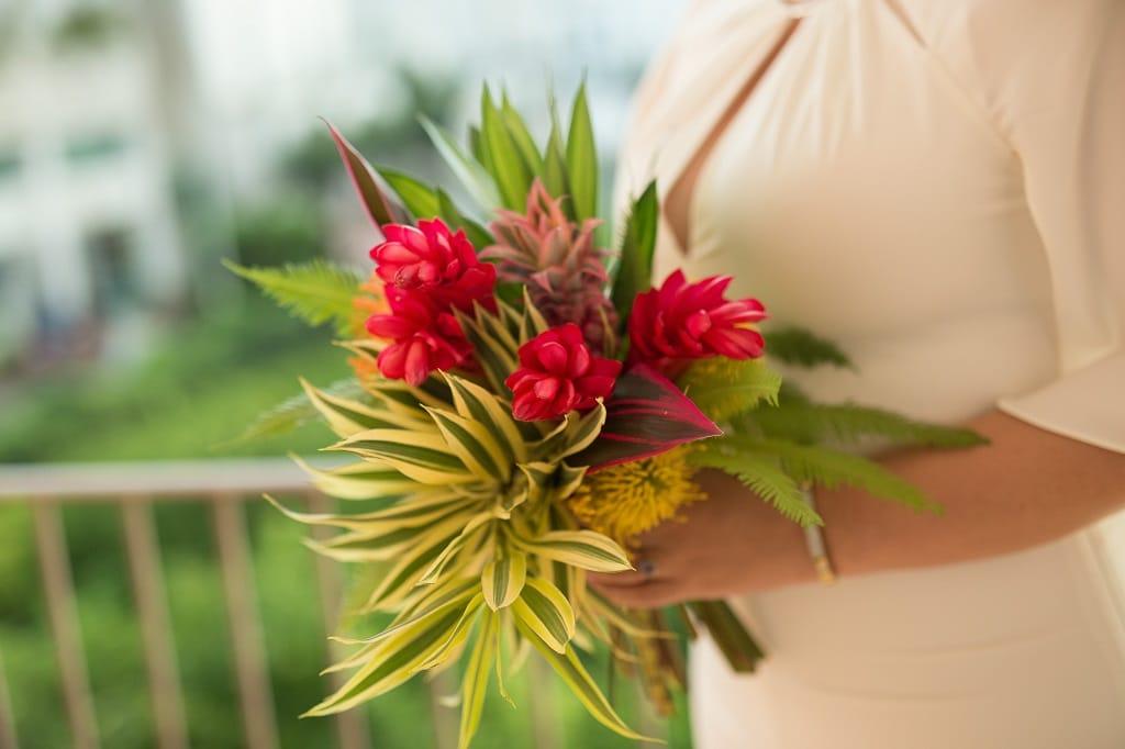 Il bouquet tropicale