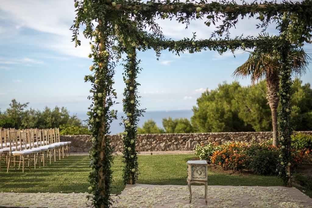 Matrimonio In Villa : Melissa e mack matrimoni a capri