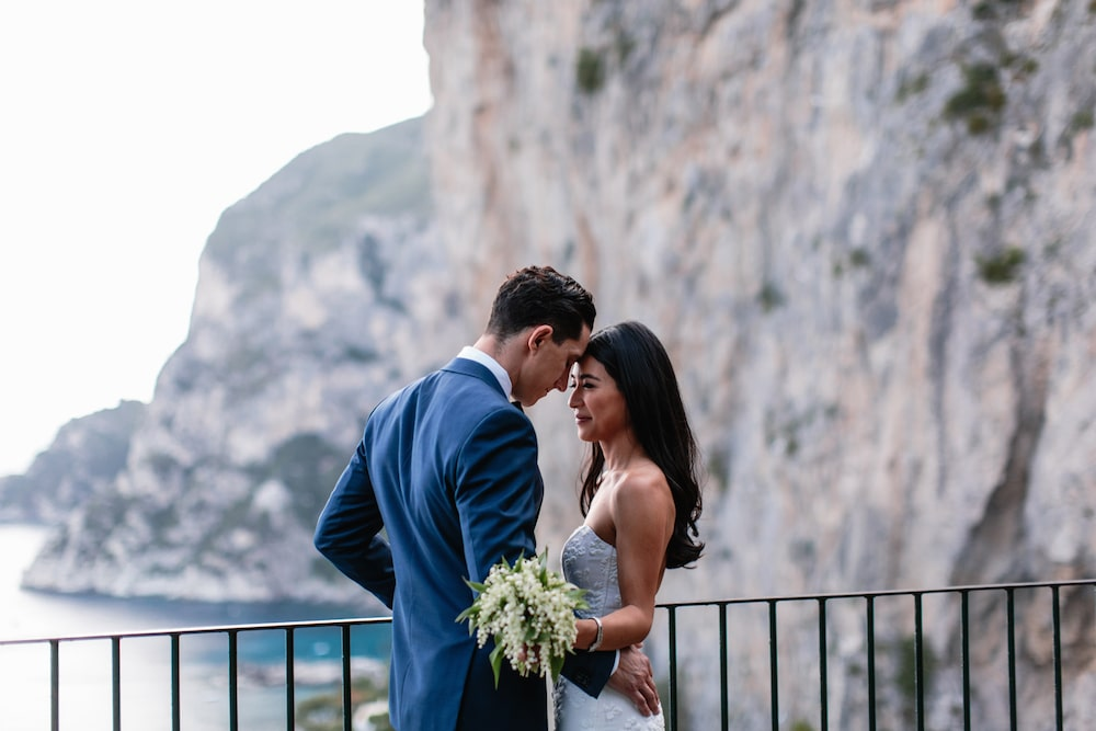 Elegant wedding at Augustus Garden