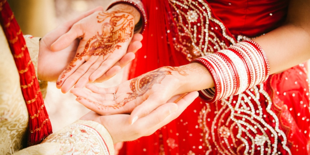 Bespoke Hindu wedding on the island of Capri