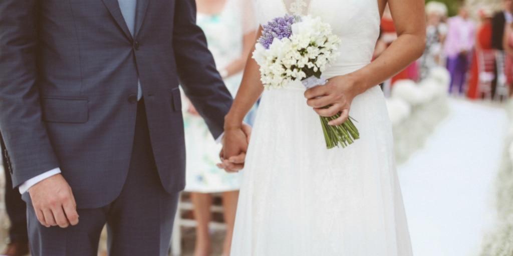 PROTESTANT WEDDING IN CAPRI