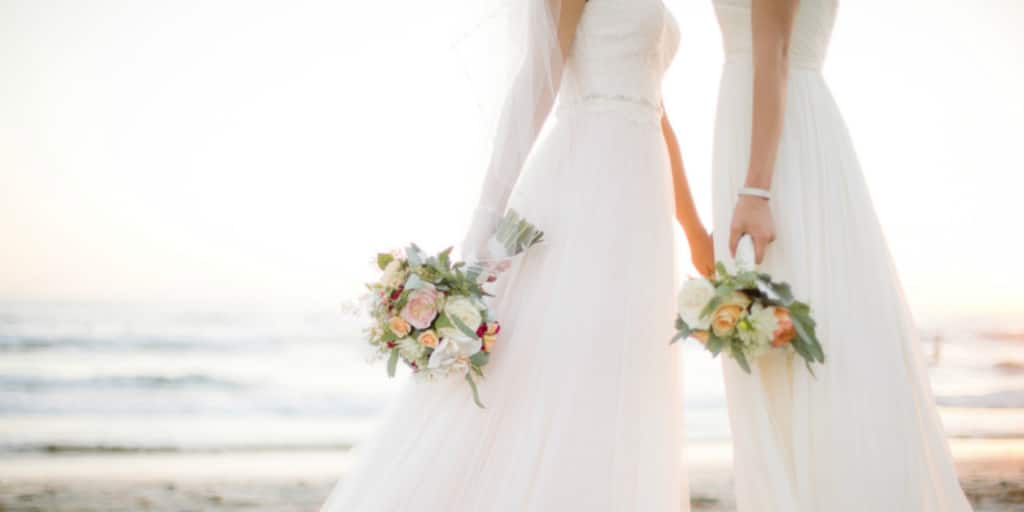 Same sex civil union in Capri