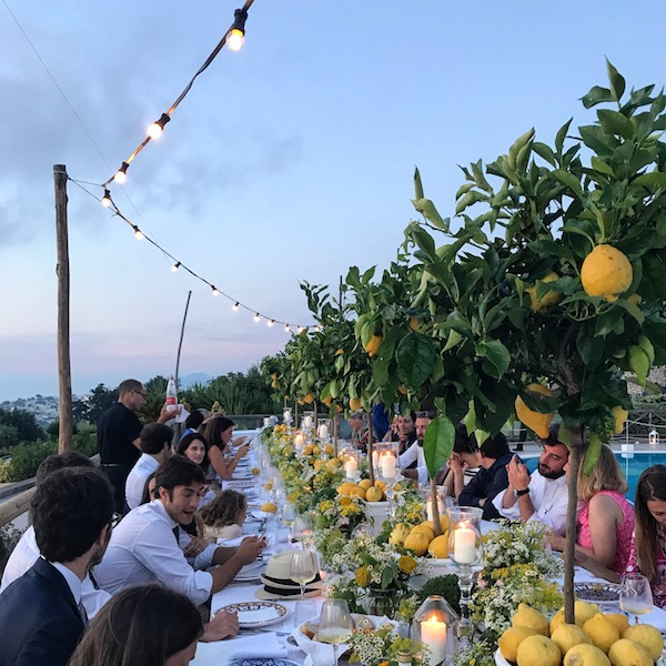 Best location for your wedding in Capri