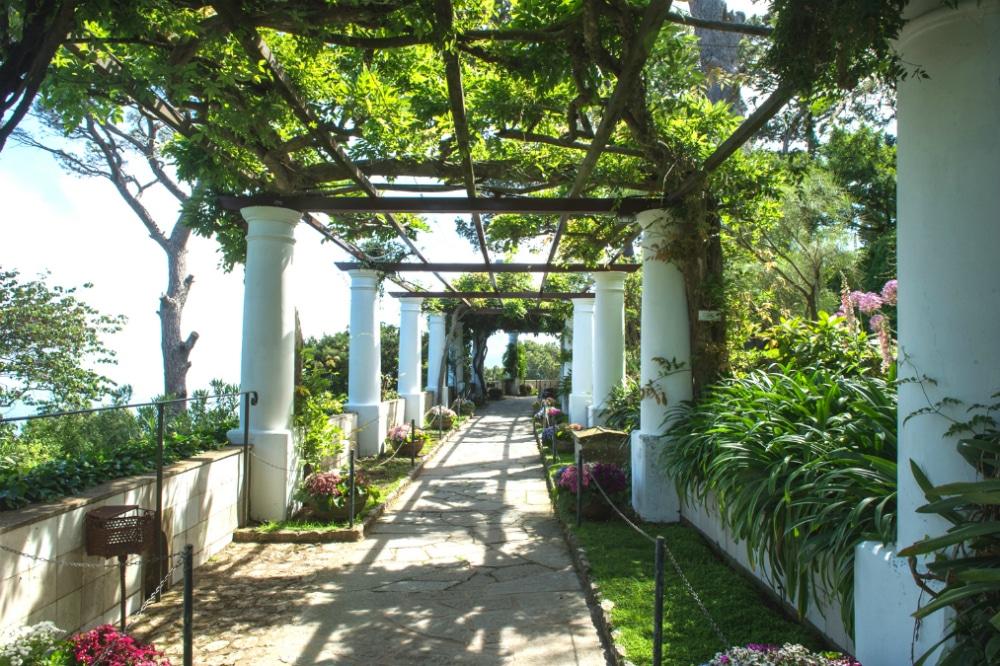 VENUES FOR WEDDINGS CEREMONIES ON THE ISLAND OF CAPRI