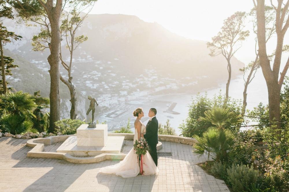 VILLA LYSIS VENUE FOR YOUR CAPRI WEDDING