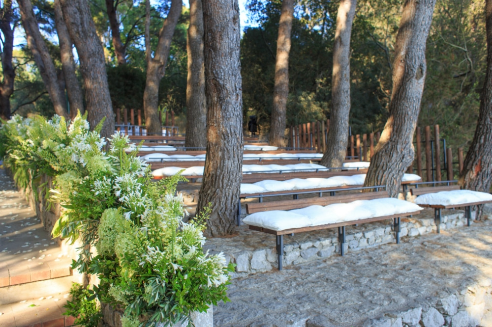 BELVEDERE MIGLIERA VENUE FOR YOUR CAPRI WEDDING