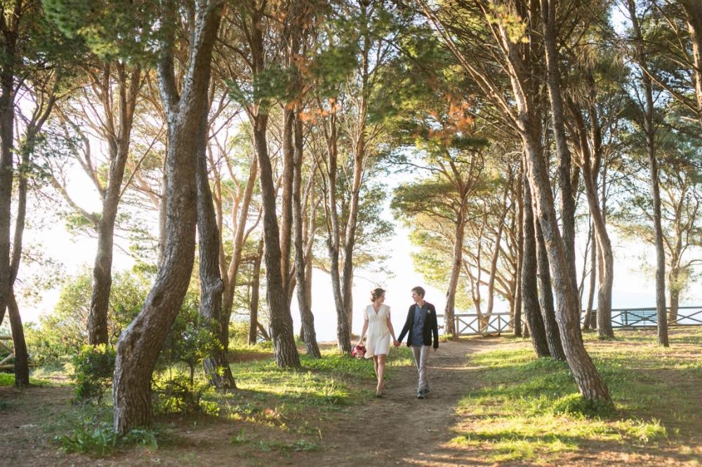 VILLA DAMECUTA VENUE FOR YOUR CAPRI WEDDING